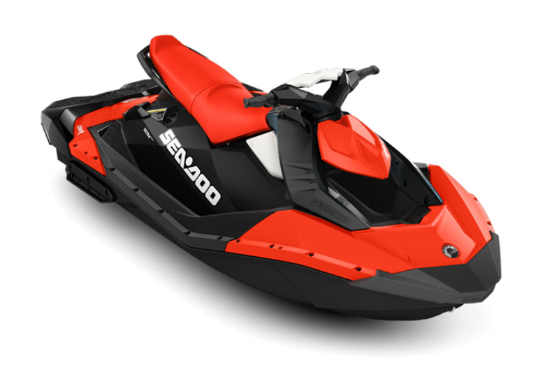 2017 Sea-Doo SPARK 3up 900 H.O. ACE iBR & Convenience Package Plus in Speculator, New York