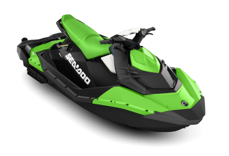 2017 Sea-Doo SPARK 3up 900 H.O. ACE iBR & Convenience Package Plus in Wilkes Barre, Pennsylvania