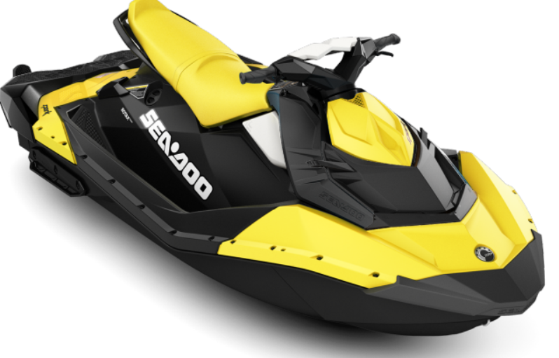 2017 Sea-Doo SPARK 3up 900 H.O. ACE iBR & Convenience Package Plus in Pendleton, New York
