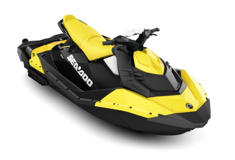 2017 Sea-Doo SPARK 3up 900 H.O. ACE iBR & Convenience Package Plus in Las Vegas, Nevada