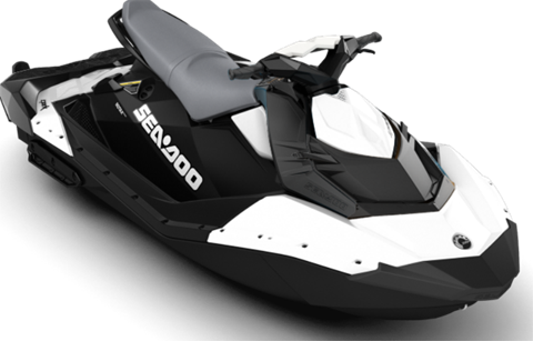 2017 Sea-Doo SPARK 3up 900 H.O. ACE iBR & Convenience Package Plus in Richardson, Texas