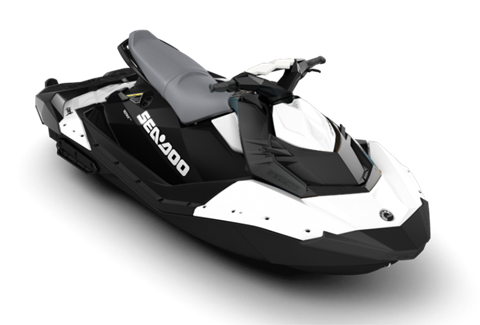 2017 Sea-Doo SPARK 3up 900 H.O. ACE iBR & Convenience Package Plus in Cartersville, Georgia