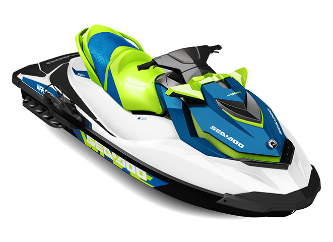 2017 Sea-Doo WAKE 155 in Keokuk, Iowa