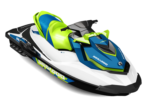 2017 Sea-Doo WAKE Pro 230 in Island Park, Idaho