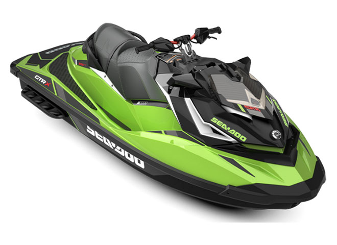2018 Sea-Doo GTR-X 230 in Port Angeles, Washington