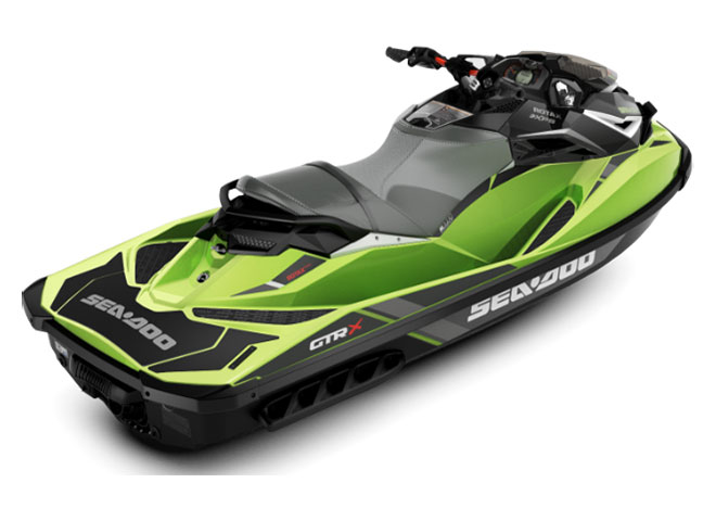 New 2018 sea doo gtr x 230 watercraft in wisconsin rapids for Ecksofa 230 x 230
