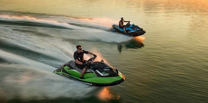 2018 Sea-Doo GTR-X 230 in Presque Isle, Maine