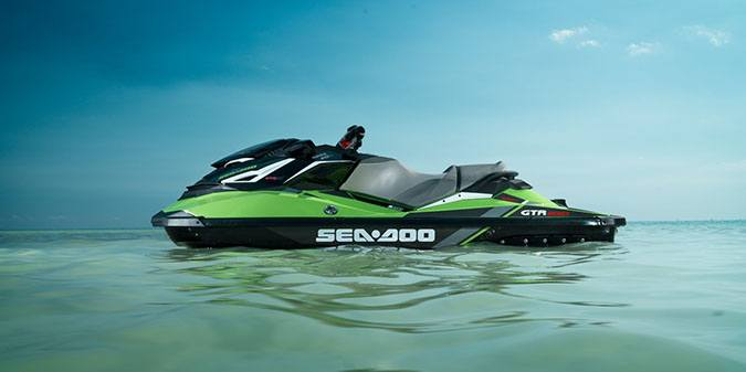 2018 Sea-Doo GTR-X 230 in Gridley, California