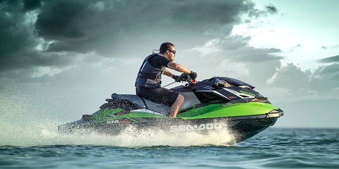 2018 Sea-Doo GTR-X 230 in Clinton Township, Michigan