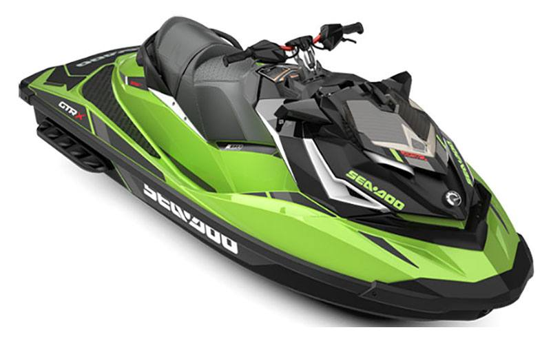 2018 Sea-Doo GTR-X 230 in Savannah, Georgia