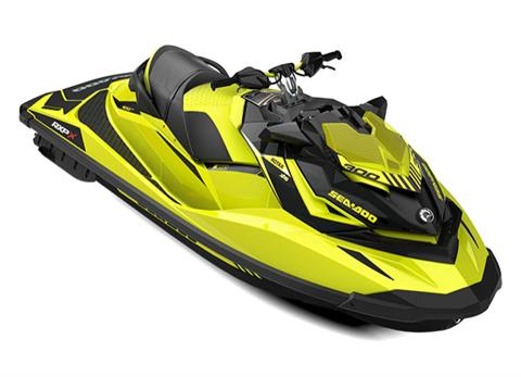 2018 Sea-Doo RXP-X 300 in Presque Isle, Maine