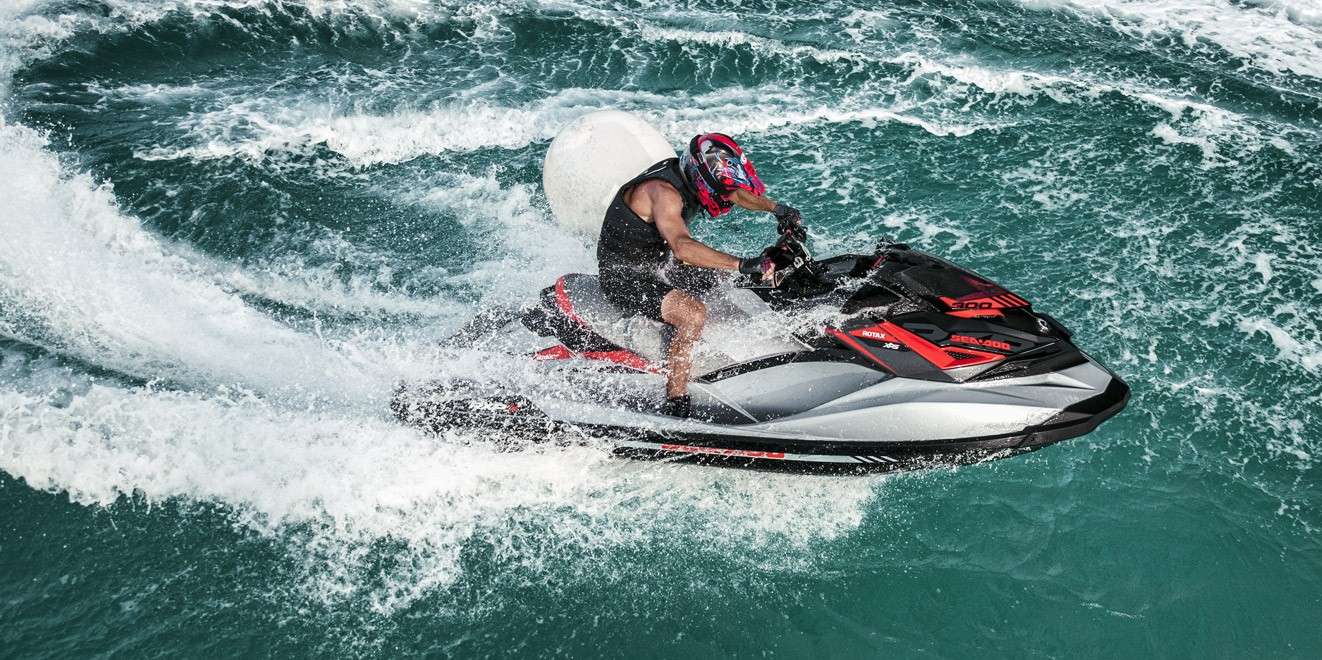2018 Sea-Doo RXP-X 300 in Kenner, Louisiana