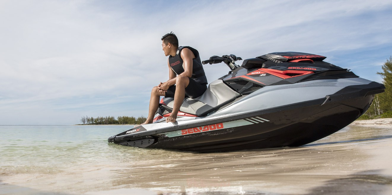 2018 Sea-Doo RXP-X 300 in Castaic, California