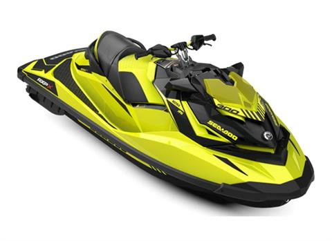 2018 Sea-Doo RXP-X 300 in Lakeport, California