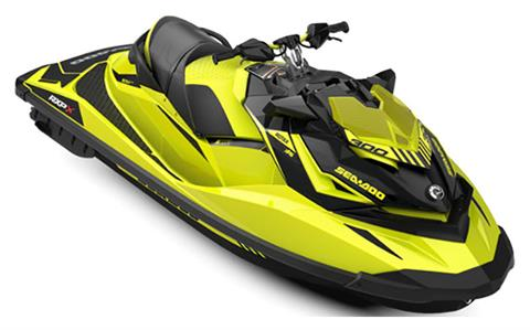 2018 Sea-Doo RXP-X 300 in Gaylord, Michigan - Photo 1
