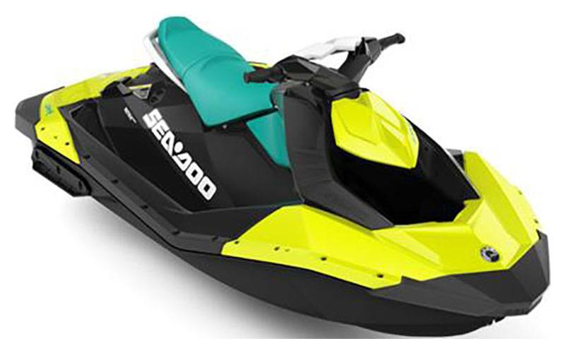 2018 Sea-Doo SPARK 2up 900 H.O. ACE in Louisville, Tennessee - Photo 1