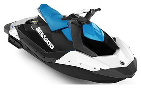 2018 Sea-Doo SPARK 2up 900 H.O. ACE in Broken Arrow, Oklahoma - Photo 1