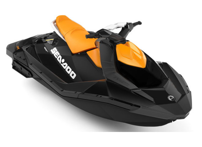2018 Sea-Doo SPARK 2up 900 H.O. ACE iBR & Convenience Package Plus in Albemarle, North Carolina