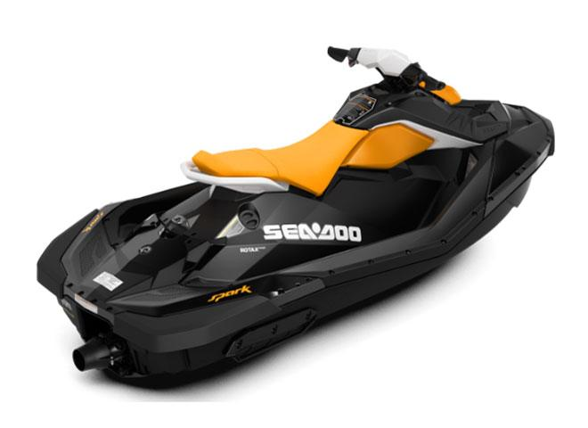 2018 Sea-Doo SPARK 2up 900 H.O. ACE iBR & Convenience Package Plus in Castaic, California