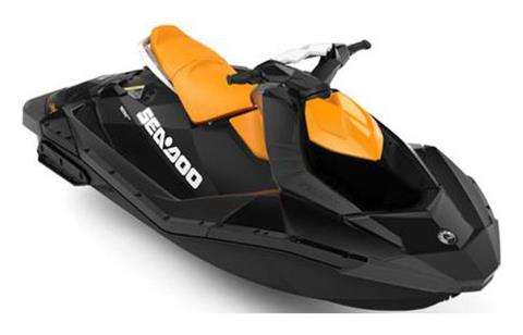 2018 Sea-Doo SPARK 2up 900 H.O. ACE iBR & Convenience Package Plus in Portland, Oregon