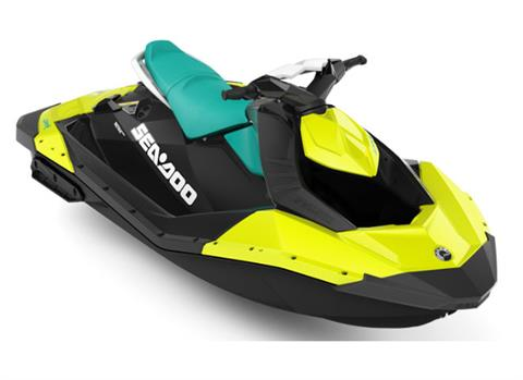 2018 Sea-Doo SPARK 2up 900 H.O. ACE iBR & Convenience Package Plus in Cartersville, Georgia
