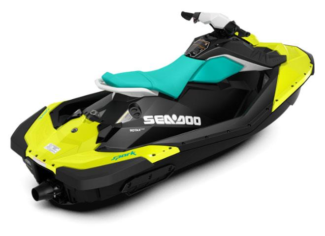 2018 Sea-Doo SPARK 2up 900 H.O. ACE iBR & Convenience Package Plus in Conroe, Texas
