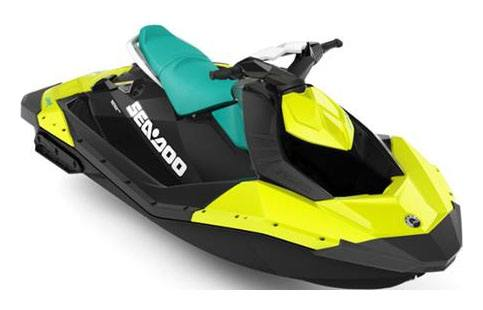 2018 Sea-Doo SPARK 2up 900 H.O. ACE iBR & Convenience Package Plus in Memphis, Tennessee