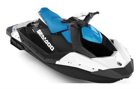 2018 Sea-Doo SPARK 2up 900 H.O. ACE iBR & Convenience Package Plus in Bakersfield, California - Photo 1
