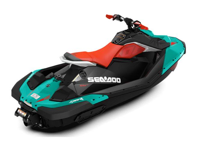 2018 Sea-Doo Spark 2up Trixx iBR in Clearwater, Florida