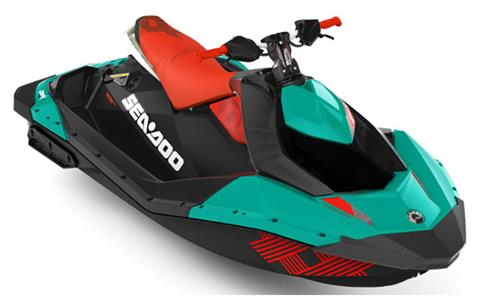 2018 Sea-Doo Spark 2up Trixx iBR in Bakersfield, California