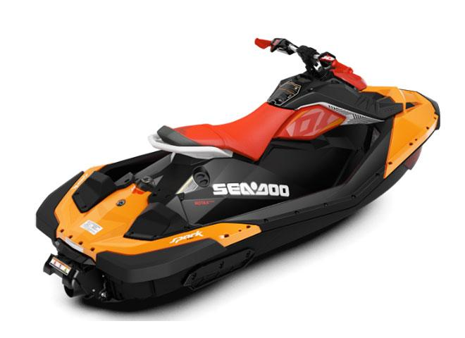 2018 Sea-Doo Spark 2up Trixx iBR in Lawrenceville, Georgia - Photo 2
