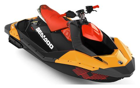 2018 Sea-Doo Spark 2up Trixx iBR in Victorville, California