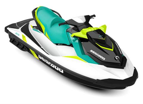 2018 Sea-Doo GTI in Fond Du Lac, Wisconsin