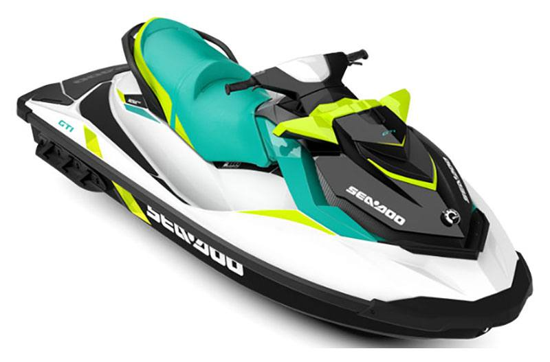 2018 Sea-Doo GTI in Massapequa, New York
