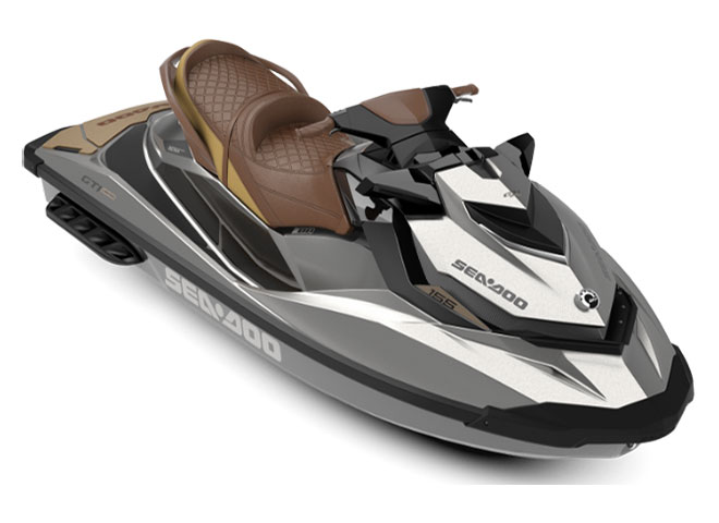 2018 Sea-Doo GTI Limited 155 in Goldsboro, North Carolina