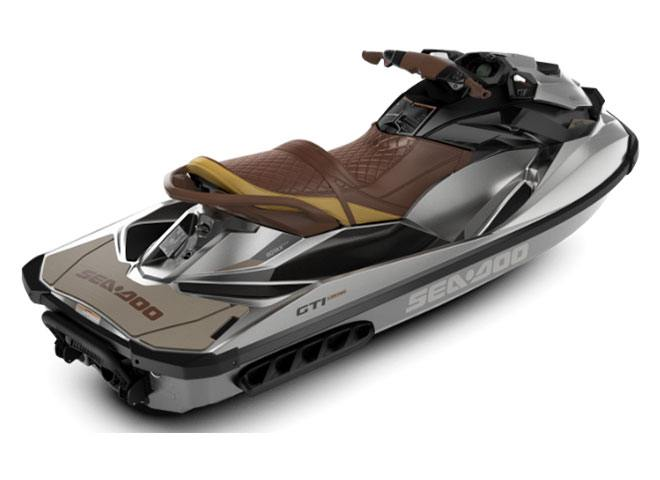 2018 Sea-Doo GTI Limited 155 in Conroe, Texas