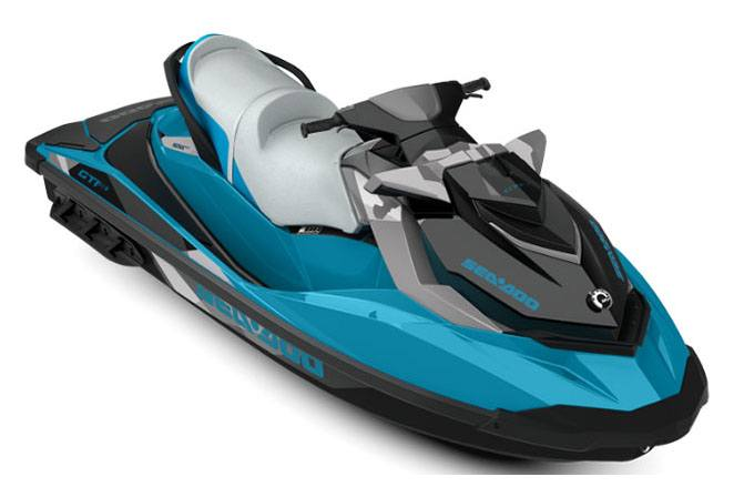 2018 Sea-Doo GTI SE for sale 4594