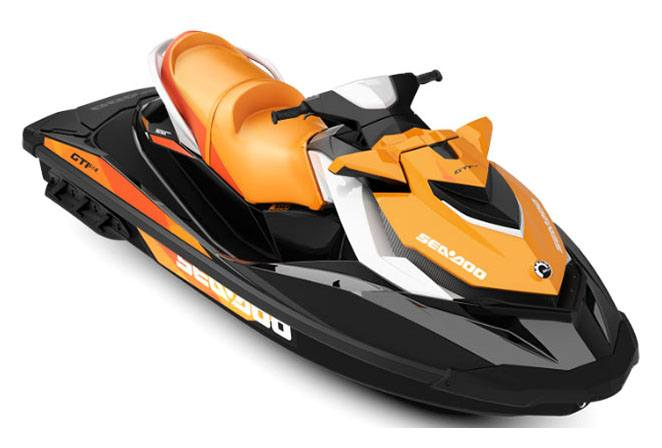 2018 Sea-Doo GTI SE in Edgerton, Wisconsin - Photo 1