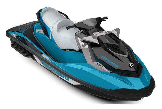 2018 Sea-Doo GTI SE 130 in Leesville, Louisiana