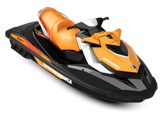2018 Sea-Doo GTI SE 130 in San Jose, California