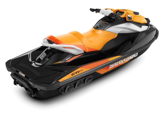 2018 Sea-Doo GTI SE 130 in Fond Du Lac, Wisconsin - Photo 2