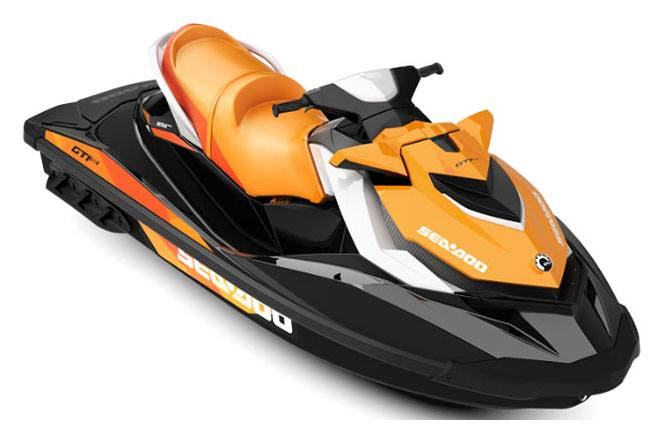 2018 Sea-Doo GTI SE 130 in Santa Rosa, California - Photo 1