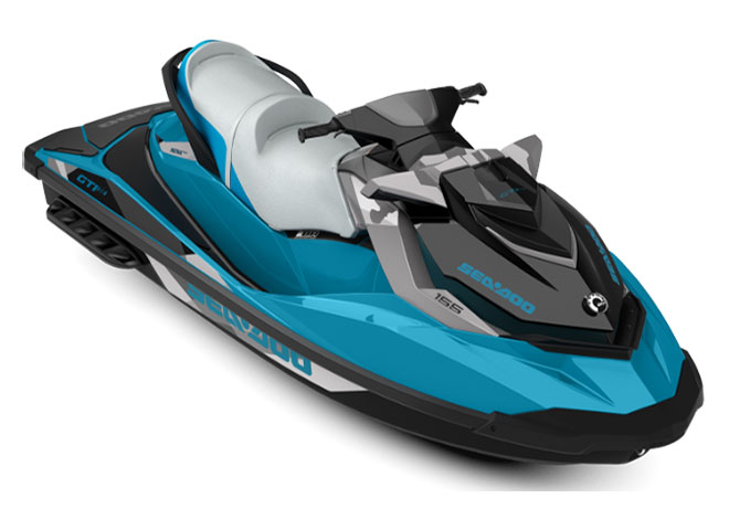 2018 Sea-Doo GTI SE 155 in Presque Isle, Maine