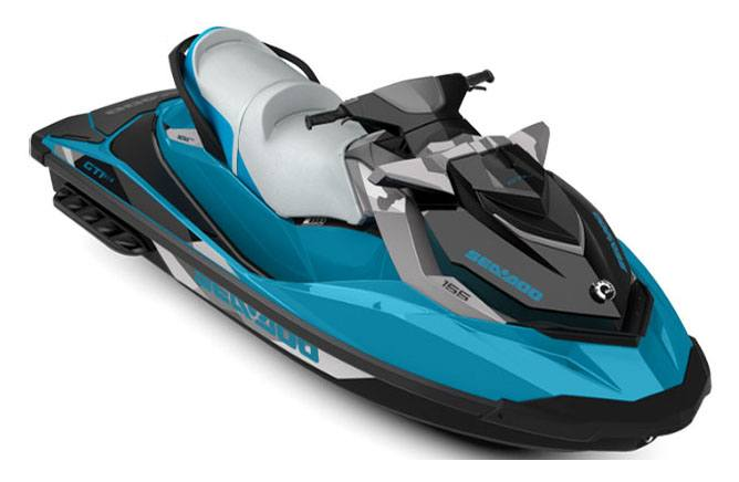 2018 Sea-Doo GTI SE 155 in Memphis, Tennessee - Photo 1