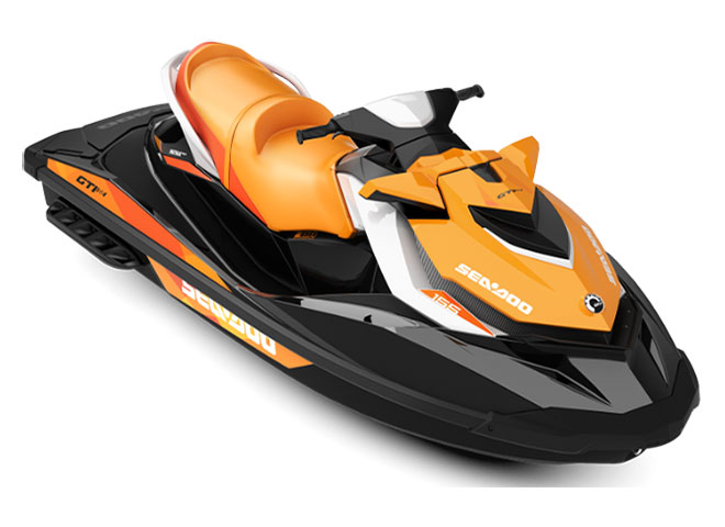 2018 Sea-Doo GTI SE 155 in Albemarle, North Carolina