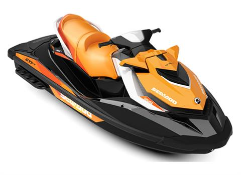 2018 Sea-Doo GTI SE 155 in Wenatchee, Washington