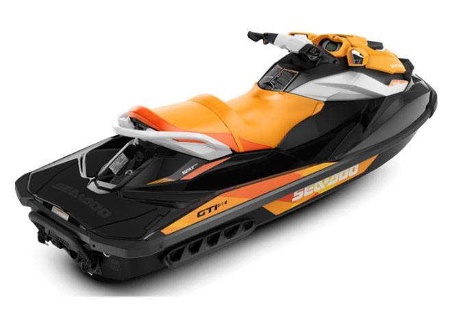 2018 Sea-Doo GTI SE 155 in Panama City, Florida