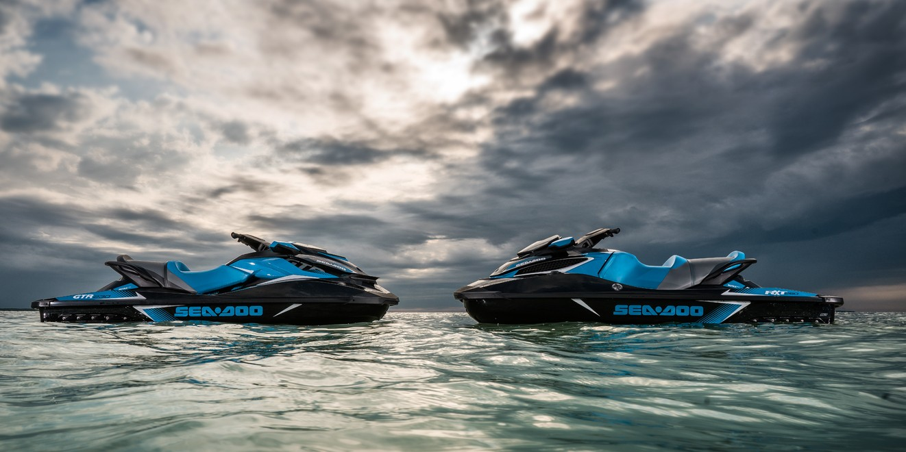 2018 Sea-Doo GTR 230 in Elk Grove, California