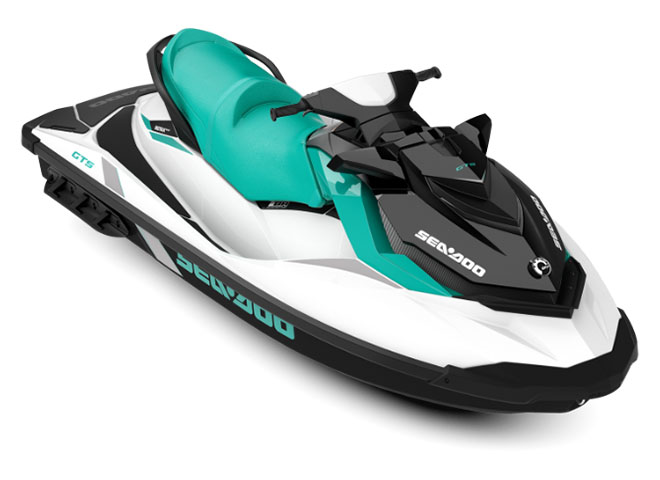 2018 Sea-Doo GTS in Honesdale, Pennsylvania