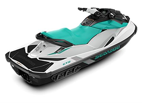 2018 Sea-Doo GTS in Lumberton, North Carolina - Photo 2